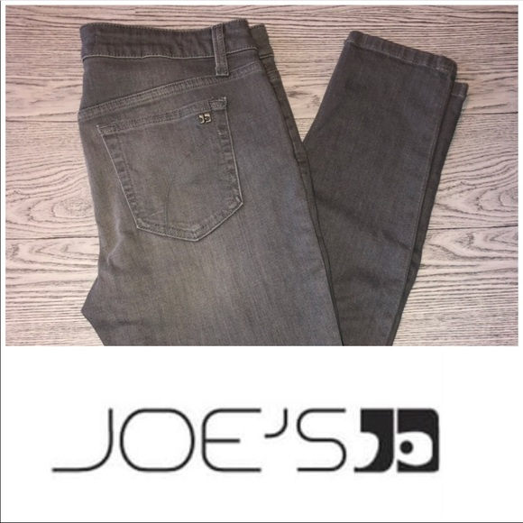 Joe's Jeans Denim - Joe's Jeans | Shelby Grey Skinny Zip Ankle (Sz 31)